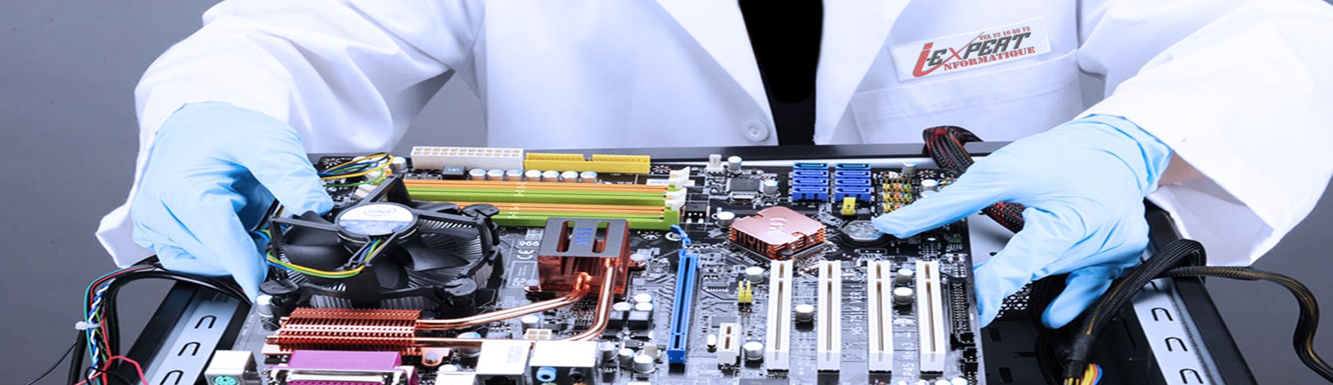 (Français) Expert informatique -MAINTENANCE- réparation PC / recyclage imprimante laser et jet encre