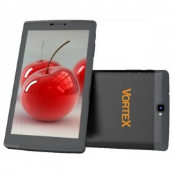 "Tablette Vortex Tornado 7"" Quad Core / 3G / Noir"