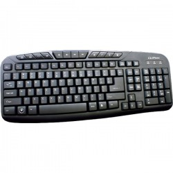 Clavier USB Cliptec BIZ-MEDIA EXPLORER